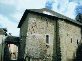 La Bâtie-Neuve : Notre-Dame de Consolation