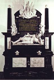 Musée de Gap : mausolée de LESDIGUIERES