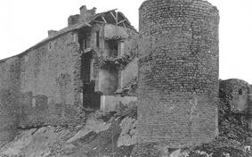 Le Château en 1936