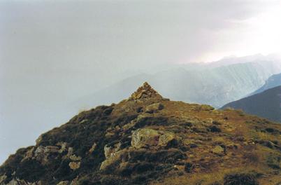 Tournefort : tertre recouvrant peut-être une chapelle