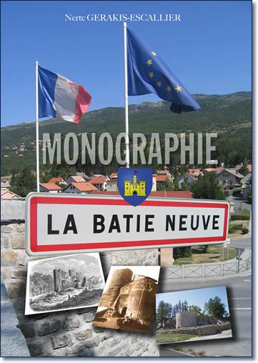 Etude géographique, historique et ethnographique de La Bâtie-Neuve, petit village des Hautes-Alpes.